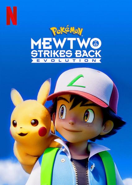 Pokemon Mewtwo Strikes Back Evolution Full Movie Online Free Download