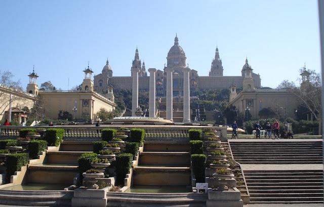Como chegar a Montjuïc, Barcelona