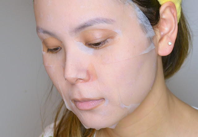 Soo'Ae Hydration Alert Sensor Mask Review