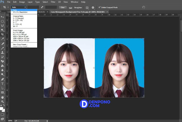 Cara Membuat Foto Berukuran 2x3, 3x4, 4x6 (Step by Step)