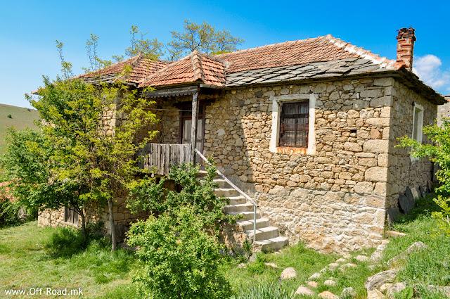 Село Груниште - Мариово