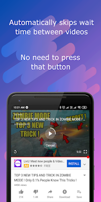 Ad Skipper for YouTube | Skip & Mute YouTube ads v1.3.0 Mod