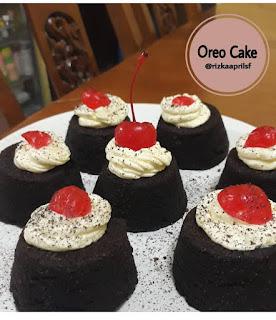 Ide Resep Membuat Oreo Cake