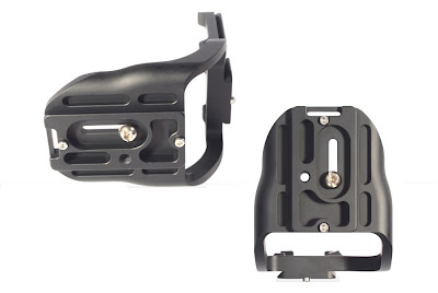 Sunwayfoto PCL-5DIIIG Custom L Bracket - bottom views