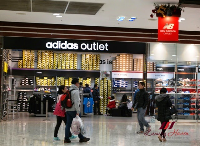 hong kong citygate outlets shopping Adidas bargain