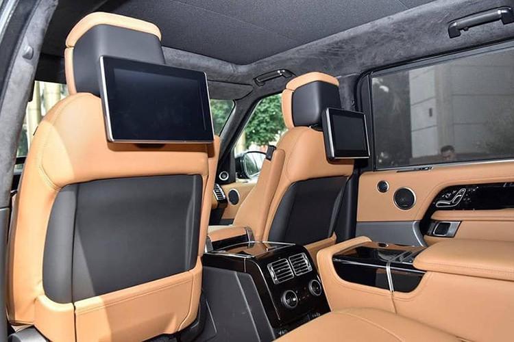 Cận cảnh Range Rover Autobiography LWB hơn 13 tỷ ở Hà Nội