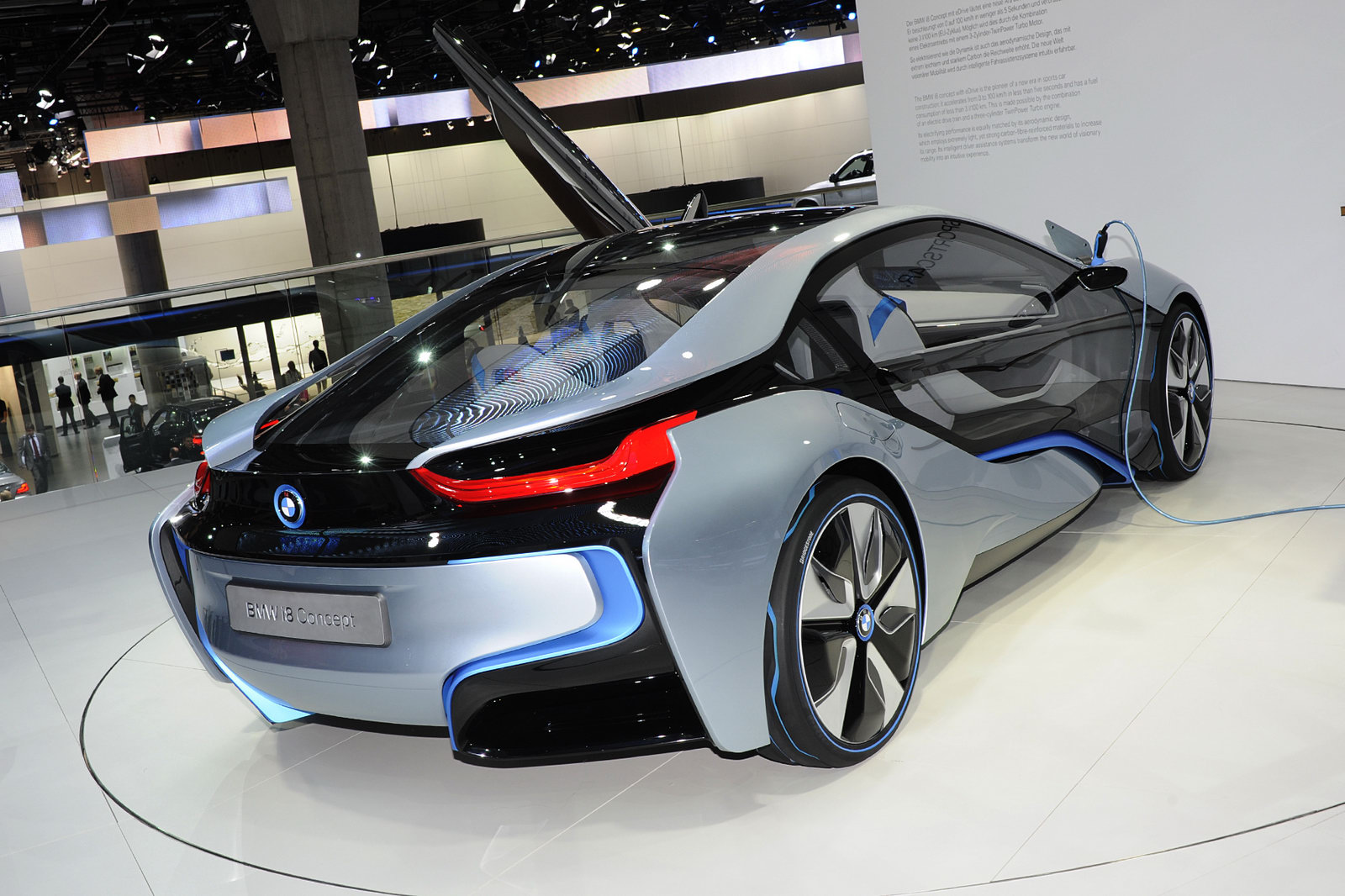 Car Design Competition Bmw I8 2013