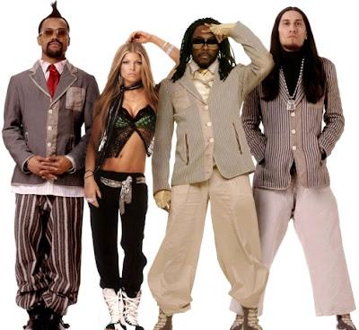 Foto de Black Eyed Peas parados
