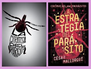 Reseña del libro La estrategia del parásito, de César Mallorquí