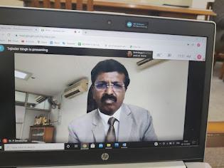 Dr P. Devakumar