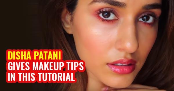 disha patani makeup tutorial bollywood actress