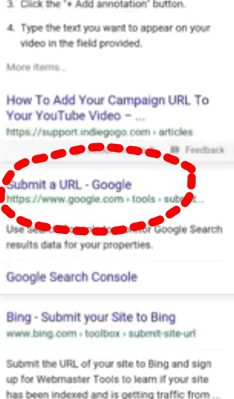How to add / Put your Facebook page on google search (In