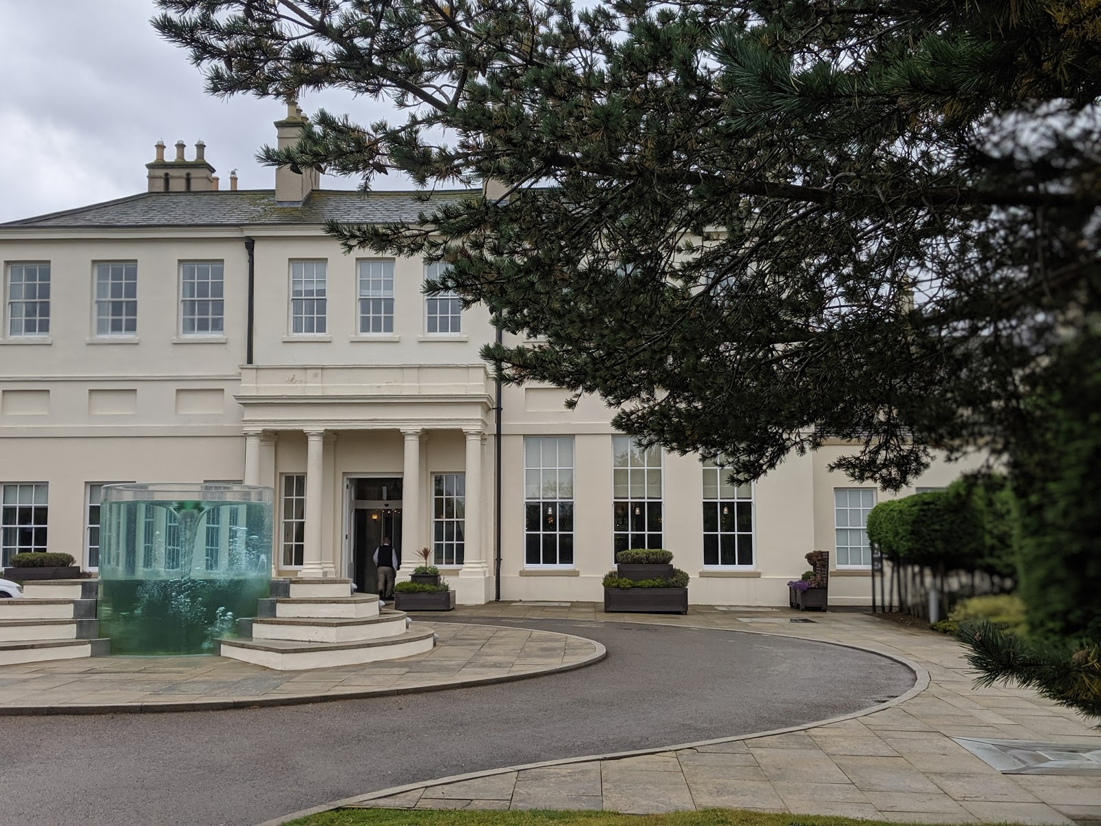 A Luxury Short Break in County Durham with Seaham Hall
