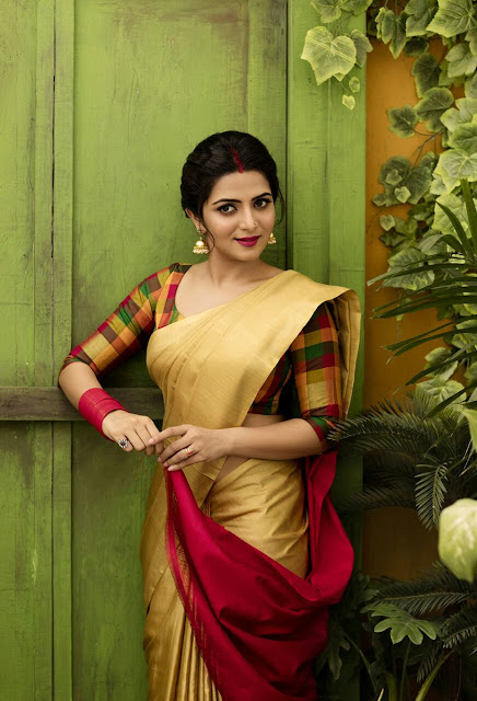 Actress Dhivyadharshini latest Photoshoot 2016