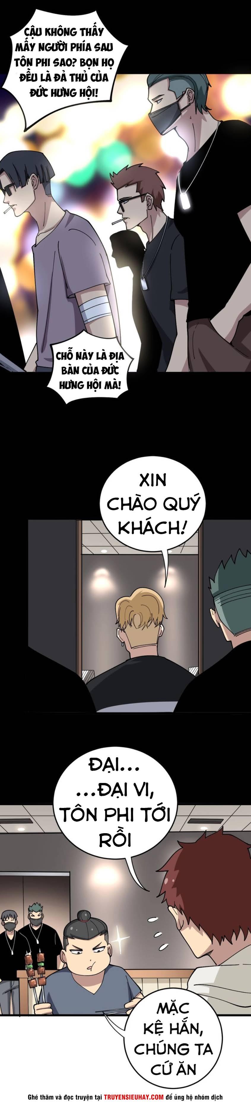 Độc Thủ Vu Y chap 45 - Trang 15