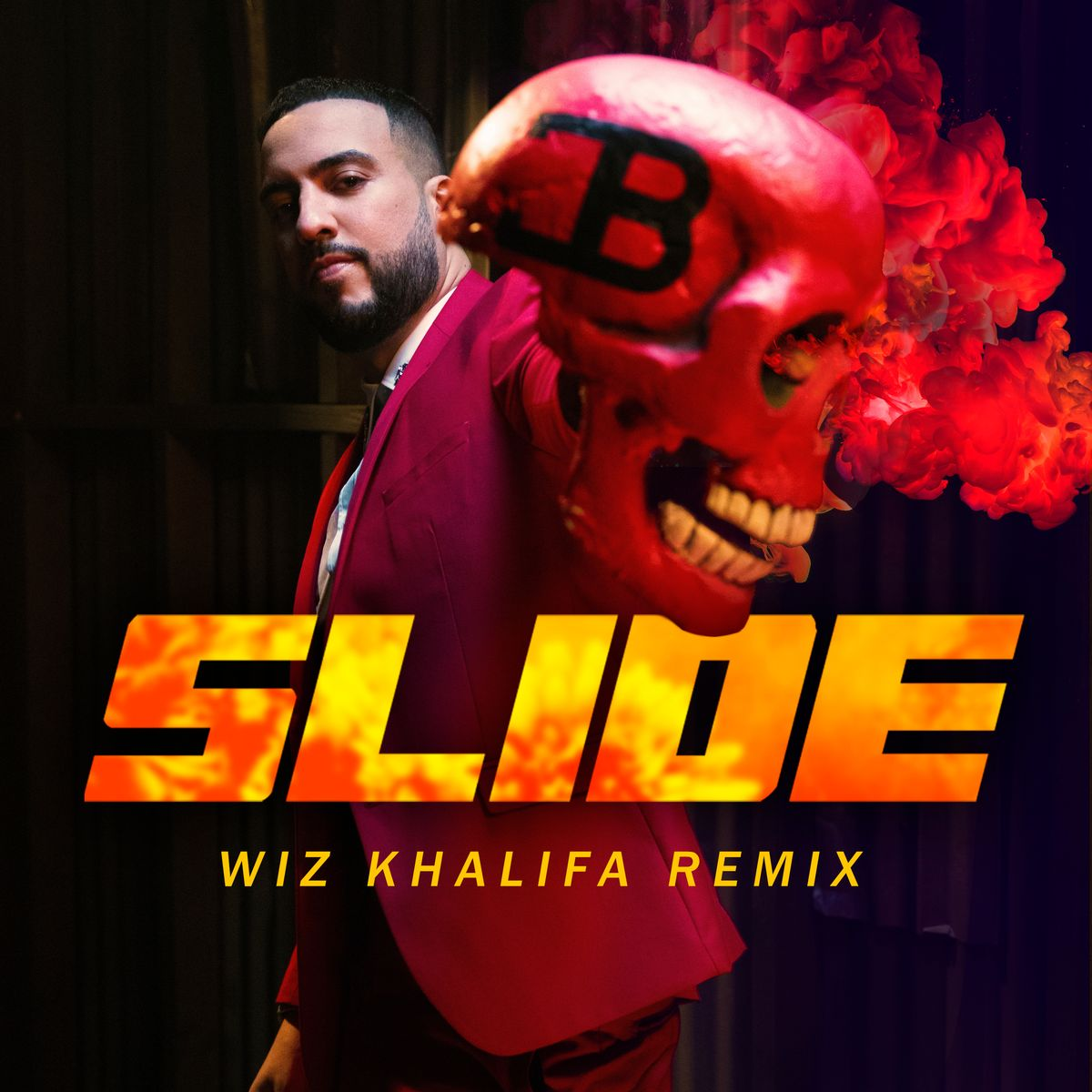 French Montana – Slide Remix (Feat  Wiz Khalifa, Blueface