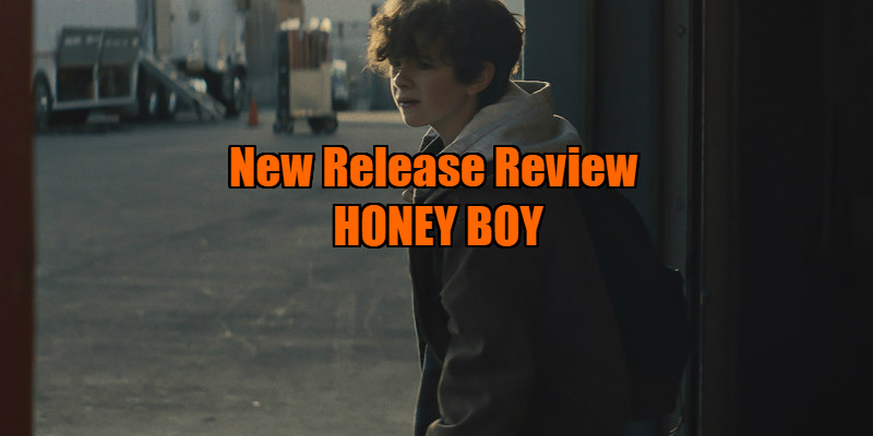 honey boy review