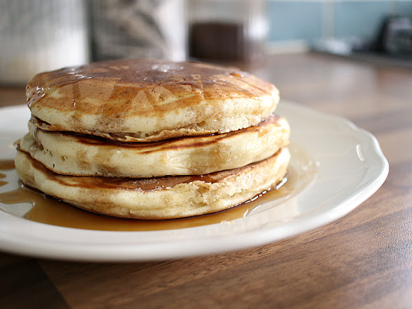 Recipe | Fluffy American-style pancakes