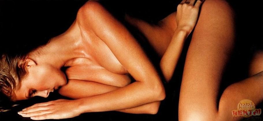 Anna hickman nude