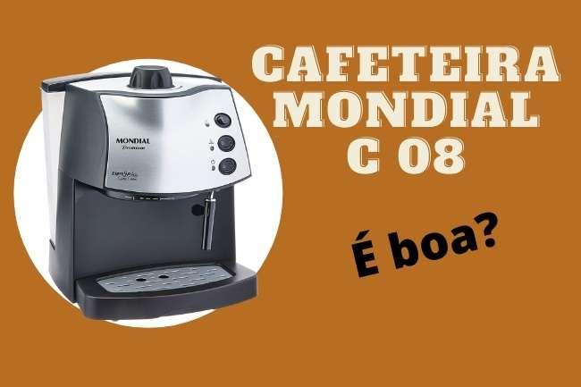 Cafeteira Expresso Mondial c-08 coffe cream é boa? Saiba os detalhes