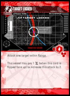 Attack type: Target Locked
