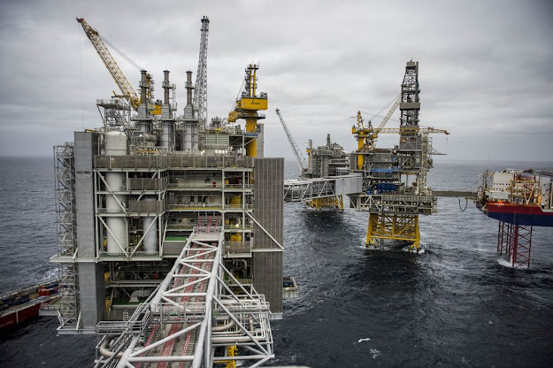 Oil News: OPEC+ Is Cutting, and Norway Is Pumping - Bloomberg