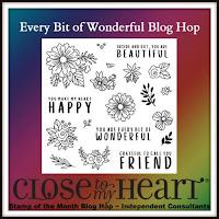 Every Bit of Wonderful Blog Hop
