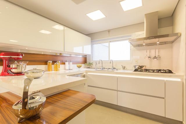 fotografia de arquitetura projeto cozinha