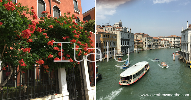 Travel to Italy: What to pack and how to bring it including essential oils