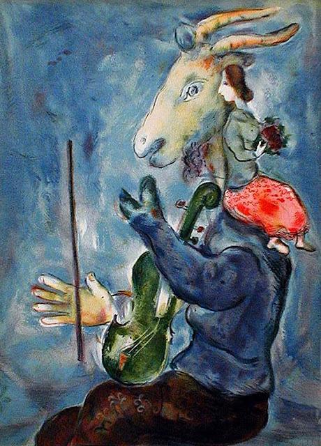 Marc Chagall - 1887-1985