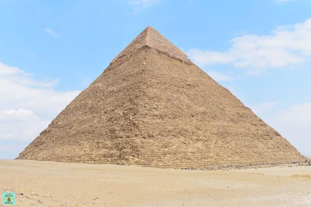 Pirámide de Kefren, Guiza