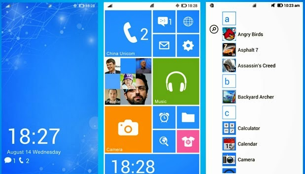 download mobile windows 8 theme