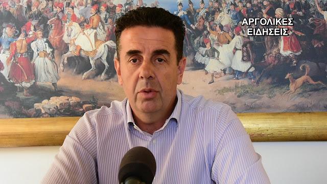 Δ. Κωστούρος: Όλα τα σχολεία του Δήμου Ναυπλιέων είναι έτοιμα με συνθήκες υγειονομικής ασφάλειας