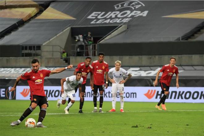 Video MU - Copenhagen: Vỡ òa penalty, chiến quả ở hiệp phụ