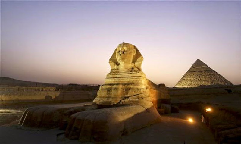 Egypt to open Sphinx area to tourists again