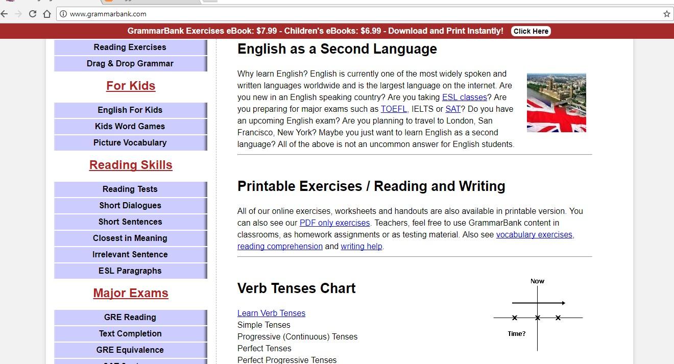 ESL Free Material For Teachers – Esl Reading Worksheets