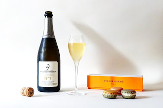 Vin : Les Rendez-vous de Billecart-Salmon Cuvée N°1 Meunier Extra Brut, premier opus de la nouvelle gamme de la Maison de Champagne Billecart-Salmon