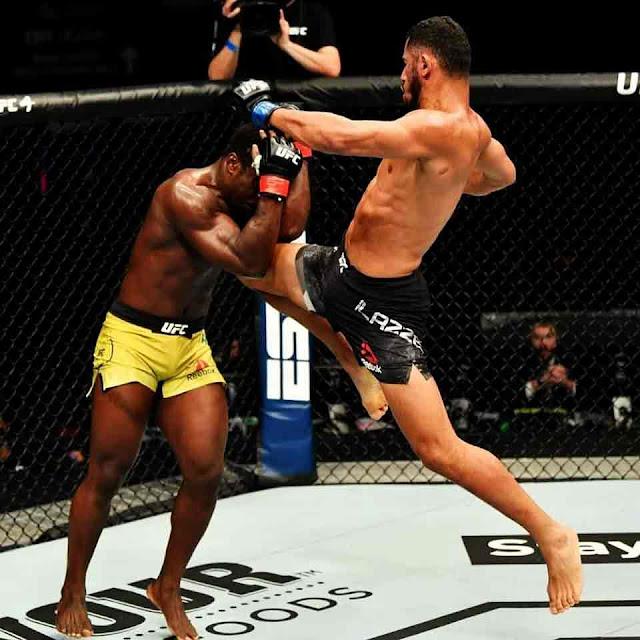 MOUNIR LAZZEZ UFC TUNISIE