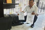 Anggota Polres Lotim Tangkap 3 Orang Pelaku Pemalsuan SK Honorer