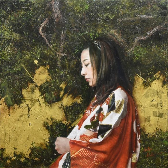 Katsu Nakajima. Японский художник.