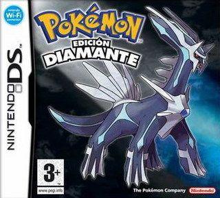 Rom Pokemon Diamante NDS