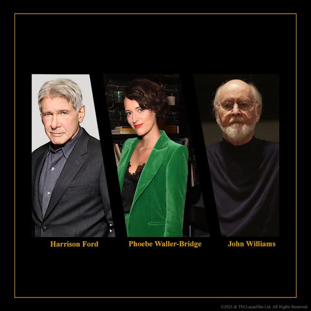 Indiana-Jones-5- will-release-on-July-29-2022, Lucasfilm, 奪寶奇兵