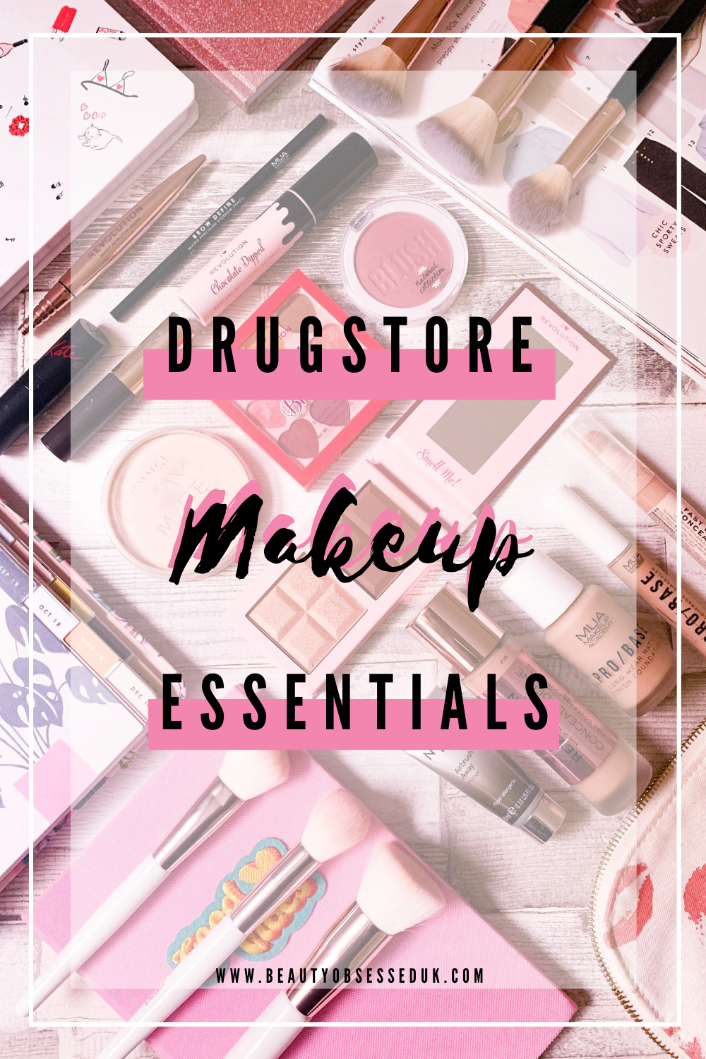 Drugstore Makeup Essentials