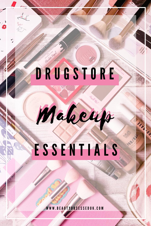 Drugstore Makeup Essentials