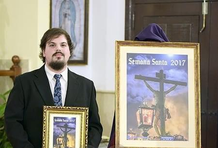 Una fotografía de Ildefonso Pérez ilustrará el Cartel Oficial de la Semana Santa de La Línea 2021