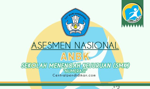 Contoh Soal ANBK Numerasi SMK Tahun 2021