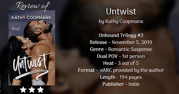 UNTWIST by Kathy Coopmans