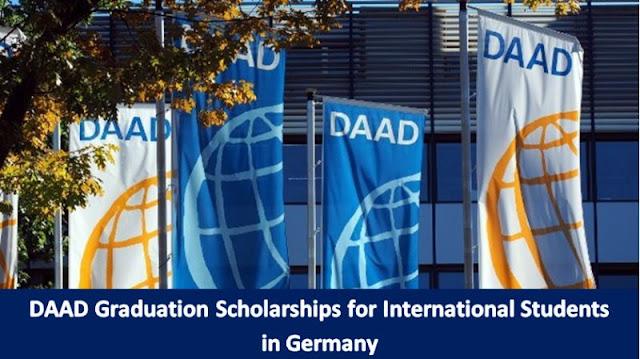منحة DAAD ، فرصة ممكنة للدراسة في الخارج في ألمانيا