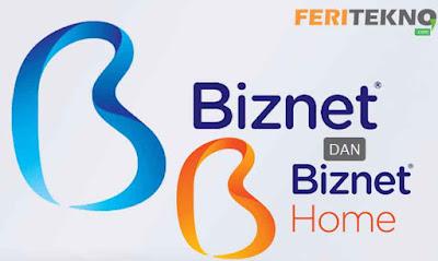 daftar harga paket internet Biznet - feri tekno