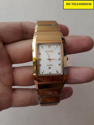 Đồng hồ nam cao cấp dây đá ceramic RD T021400